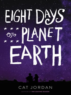 cover image of Eight Days on Planet Earth