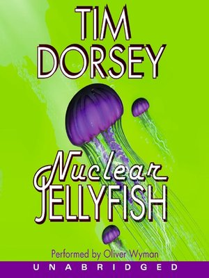 cover image of Nuclear Jellyfish