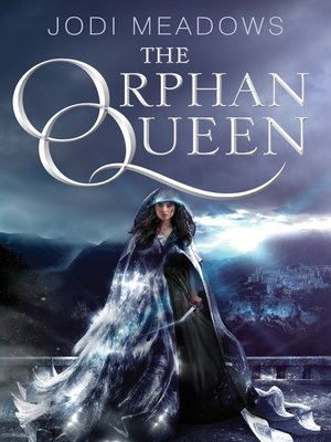 cover image of The Orphan Queen