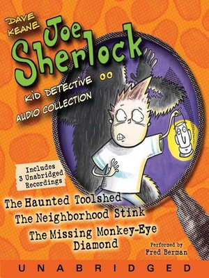 cover image of Joe Sherlock, Kid Detective Audio Collection