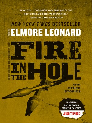 cover image of Fire in the Hole