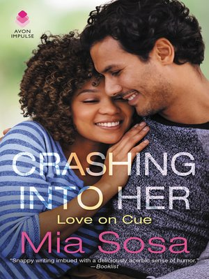 cover image of Crashing into Her