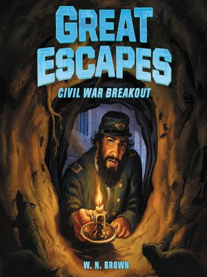 cover image of Great Escapes #3
