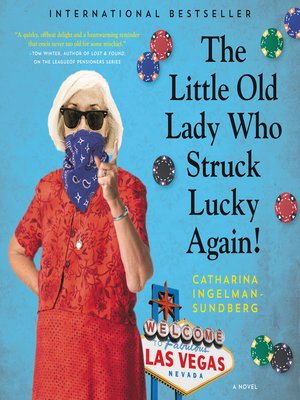 cover image of The Little Old Lady Who Struck Lucky Again!
