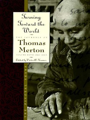 cover image of Turning Toward the World