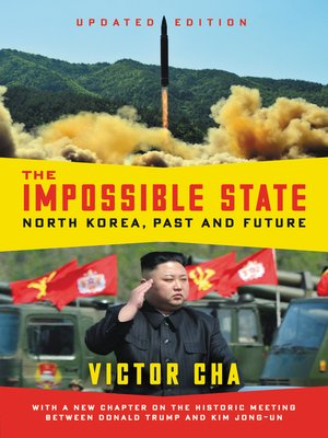 cover image of The Impossible State, Updated Edition