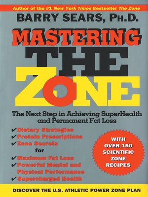 cover image of Mastering the Zone