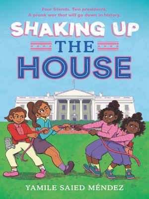 cover image of Shaking Up the House