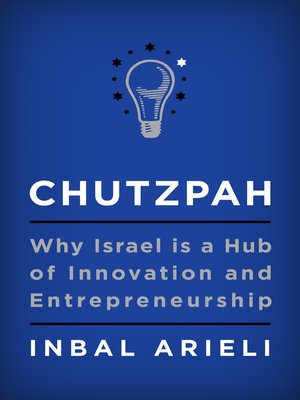 cover image of Chutzpah
