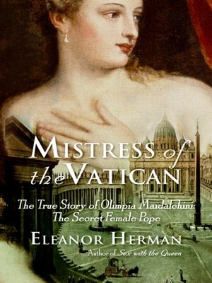 cover image of Mistress of the Vatican