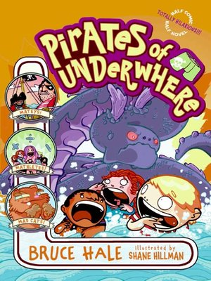 cover image of Pirates of Underwhere