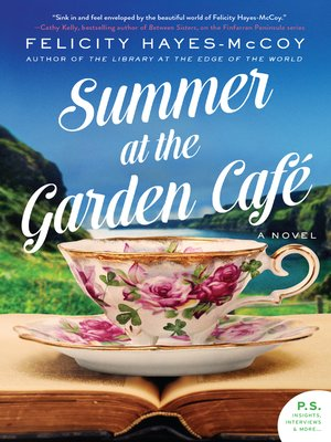 cover image of Summer at the Garden Cafe