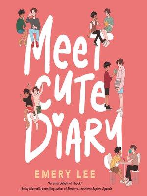 cover image of Meet Cute Diary