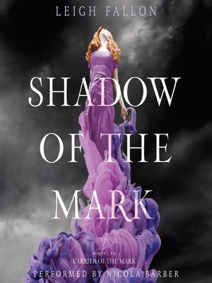 cover image of Shadow of the Mark