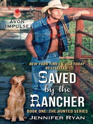 cover image of Saved by the Rancher