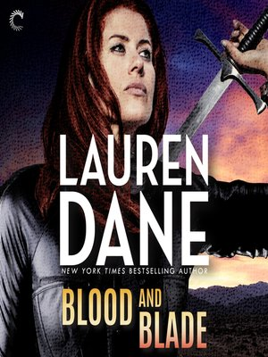 cover image of Blood and Blade