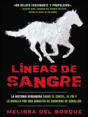 cover image of Líneas de sangre