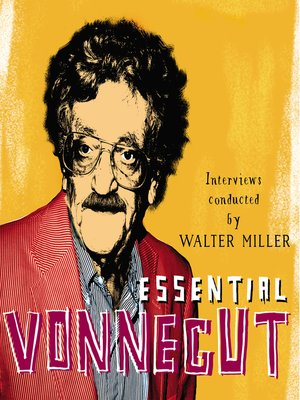cover image of Essential Vonnegut Interviews