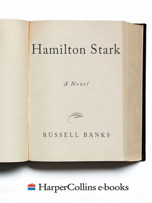 cover image of Hamilton Stark