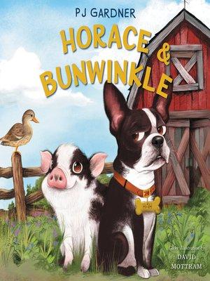 cover image of Horace & Bunwinkle