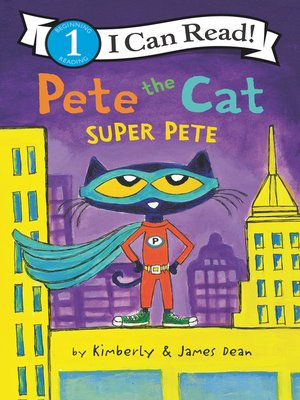 cover image of Pete the Cat