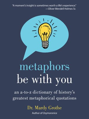 cover image of Metaphors Be with You