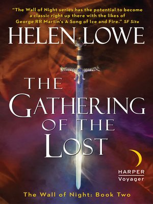 cover image of The Gathering of the Lost