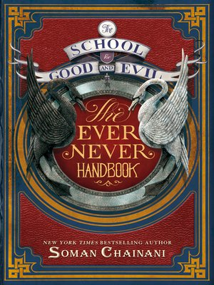 cover image of The Ever Never Handbook