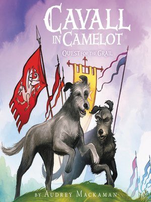 cover image of Cavall in Camelot #2