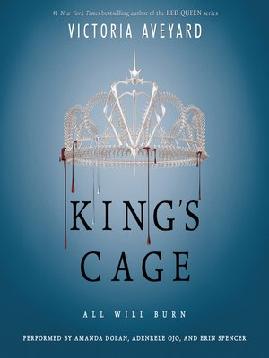 cover image of King's Cage