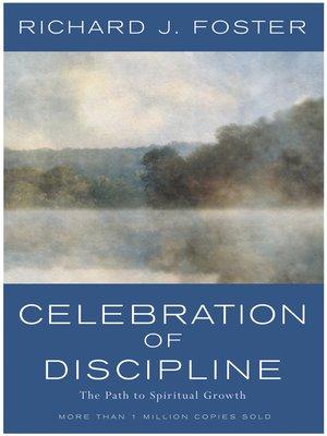 cover image of Celebration of Discipline