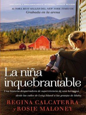 cover image of nina inquebrantable