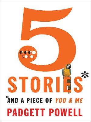 cover image of 5 Stories and a Piece of You & Me