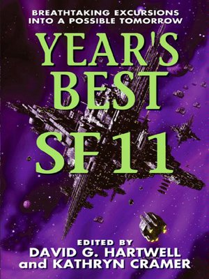 cover image of Year's Best SF 11