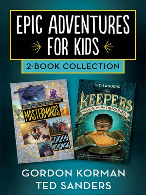 cover image of Epic Adventures for Kids 2-Book Collection