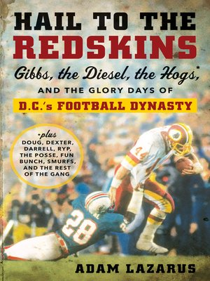 cover image of Hail to the Redskins