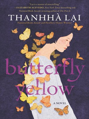 cover image of Butterfly Yellow