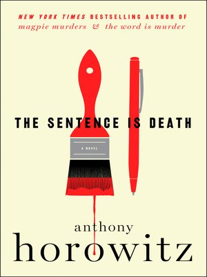 cover image of The Sentence Is Death