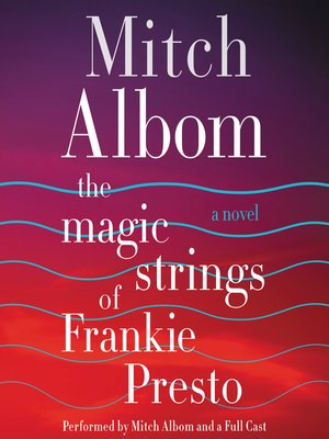 cover image of The Magic Strings of Frankie Presto