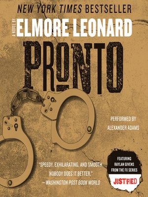 cover image of Pronto