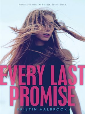 cover image of Every Last Promise