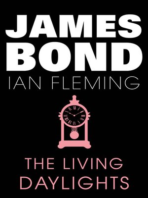cover image of The Living Daylights