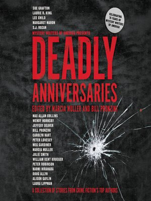 cover image of Deadly Anniversaries