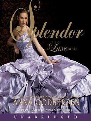 cover image of Splendor