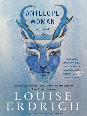 cover image of Antelope Woman