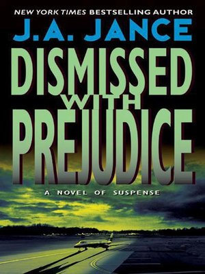 cover image of Dismissed with Prejudice