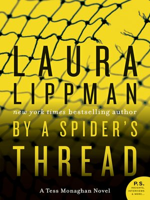 cover image of By a Spider's Thread