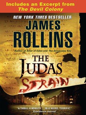 cover image of The Judas Strain with Bonus Material