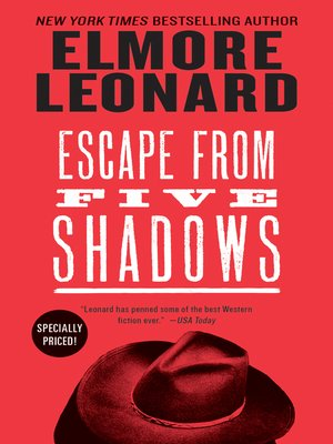 cover image of Escape from Five Shadows
