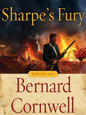 cover image of Sharpe's Fury